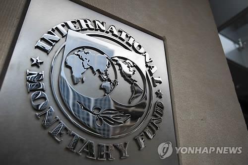 "IMF ""경기둔화發 금융리스크 증폭""…美기업부채 '경고음'"