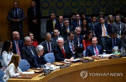 유엔 안보리, 만장일치로 대북제재 전문가패널 활동 1년 연장