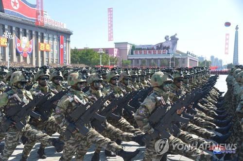 """軍, '北 열병식 준비설'에 """"현재까지 확인된바 없어"""""""