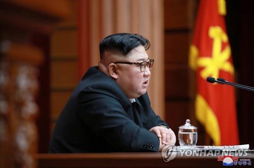 외신, 김정은 '오판 적대세력에 타격' 언급 배경 촉각