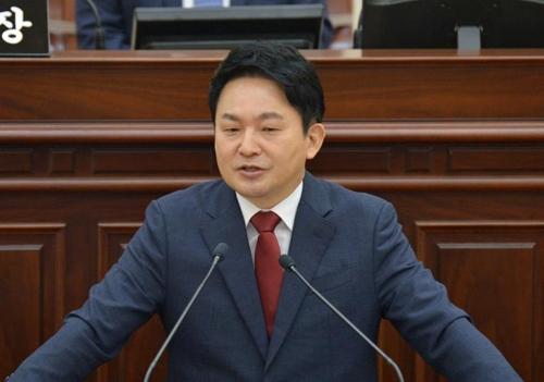"""원희룡 """"관리보전지역 제2공항 건설 막는 조례는 위헌·위법"""""""