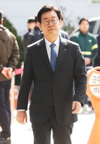 이재명-김영환, '친형 강제입원' 공판서 거친 설전