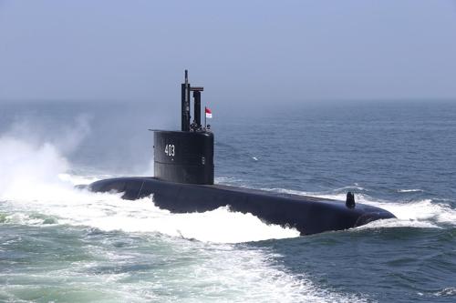 1400t급 잠수함 3척 인니에 추가수출…'5대 수출국' 입지다져