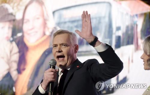 핀란드 총선, 사민당 16년 만에 제1당…집권 '중도당' 참패
