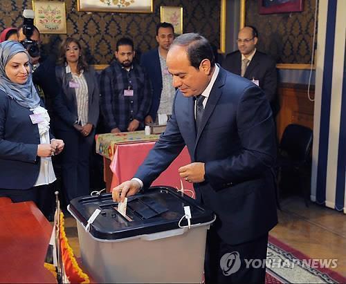 이집트, '대통령 장기집권' 헌법개정안 일부 수정키로