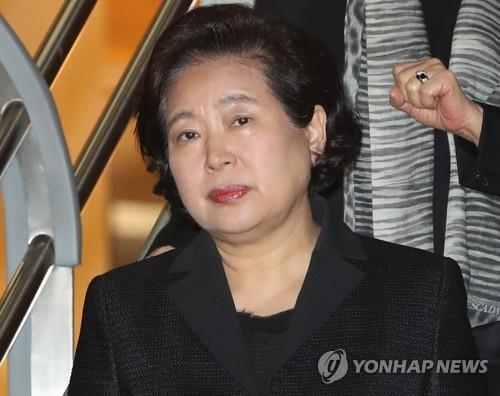 故 조양호 회장 빈소 나흘째…구광모·정의선·현정은 등 조문