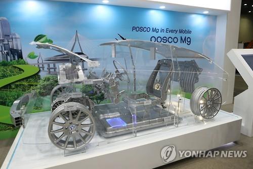 포스코 순천 마그네슘 공장 매각 검토…클러스터 조성 '비상'
