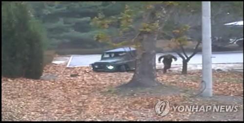 """JSA귀순 오청성, 美NBC 인터뷰…""""아침만 해도 남쪽행 생각 안해"""""""