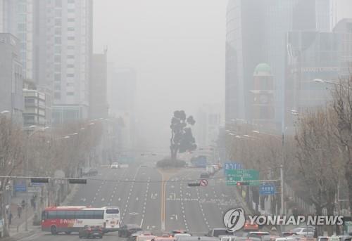 중국 당국, 국회 환노위 '미세먼지 방중단' 거부