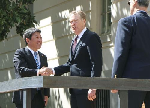 미일 새 무역협상 1차 회담 종료…디지털 무역도 논의