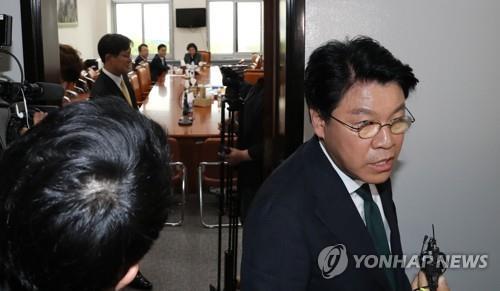 여야4당 내일 선거법개정안 발의…한국당 극렬 반발