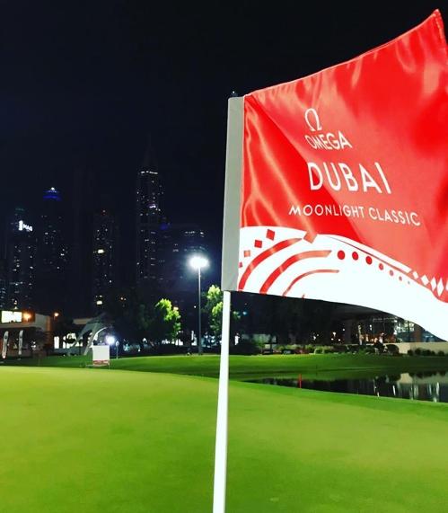 여자 유러피언투어, UAE서 사상 첫 야간 골프대회 개최
