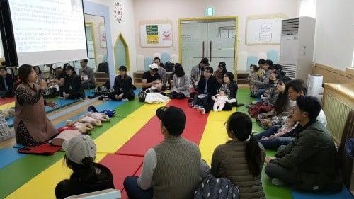 인보협 서울지회, 영유아 응급처치 특강 개최