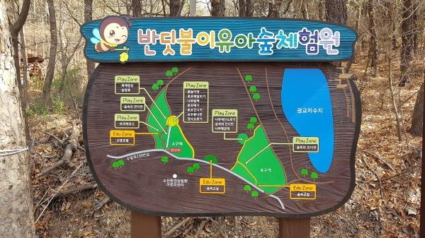 수원시, '반딧불이 유아숲 체험원' 개장