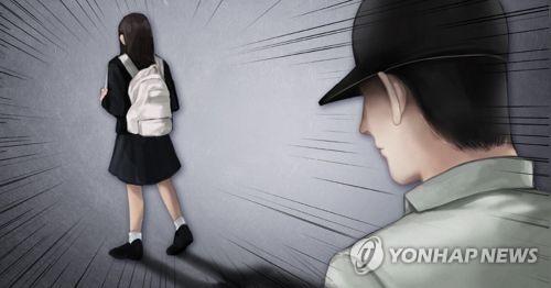 집단 성폭행한 여중생 또다시 강제추행 한 고교생들