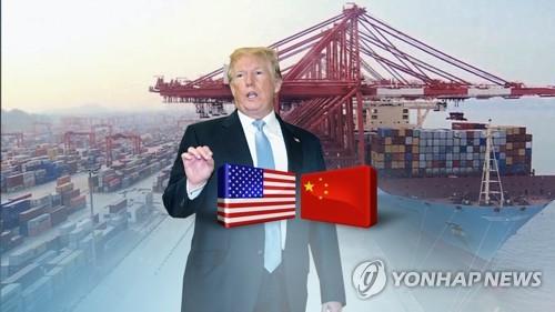 美 무역적자 두달째 감소…對중국 적자 급감