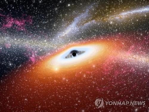 세계 과학사 최초 '실제 블랙홀' 관측 성공