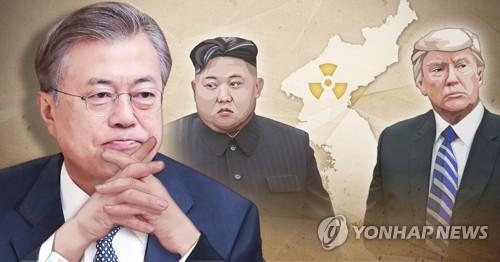대북특사 언급 삼간 文대통령…물밑 준비부터 '신중 모드'