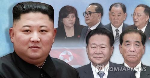 北, 김정은 2기 출범…국무위원회에 힘 싣고 주요직 '세대교체'