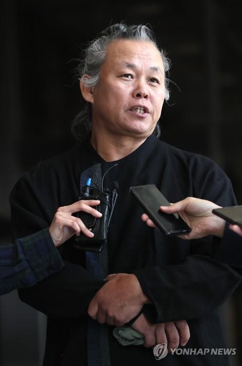 김기덕 감독 모스크바국제영화제 심사위원장 위촉…논란 예상
