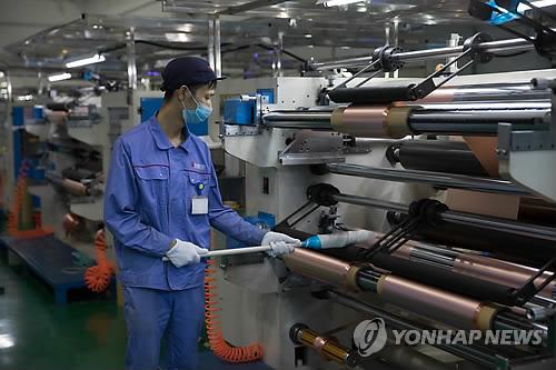 중국 생산자물가 상승률 반등…디플레이션 우려 완화