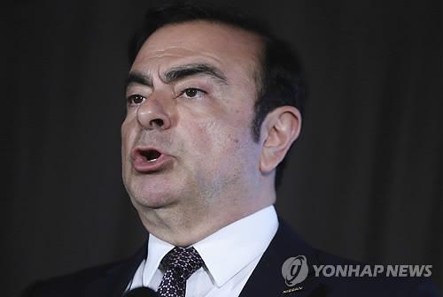 닛산 임시주총서 곤 前회장 이사직 해임…'곤 체제' 막 내려