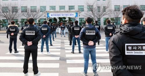 '유흥가에 형사기동대 배치했더니'…울산 범죄 76% ↓