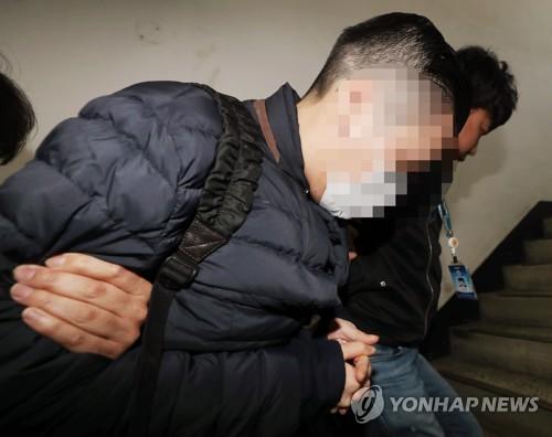 """'마약 투약' SK그룹 창업주 손자 구속…""""도주 우려"""""""