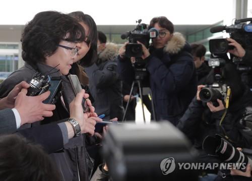 김은경 전 장관 검찰소환…'靑과 인사협의' 위법성 집중조사