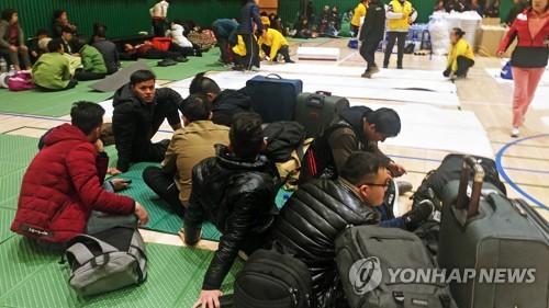 강원교육청, 속초지역 25개 학교 5일 휴업령…산불 피해 조치