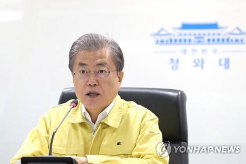 산불 피해 추스르는 문대통령…내주 한미회담 숙제도 '고심'