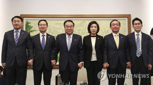 정쟁에 '휴전' 준 임시의정원 100돌…여야 상하이行 '의기투합'