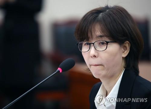 """'주식 의혹' 이미선 후보 남편 """"아내는 주식거래 방법도 몰라"""""""