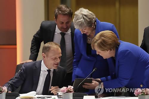 """'브렉시트 추가 연기' EU 각국 """"최선의 타협…이번이 마지막"""""""