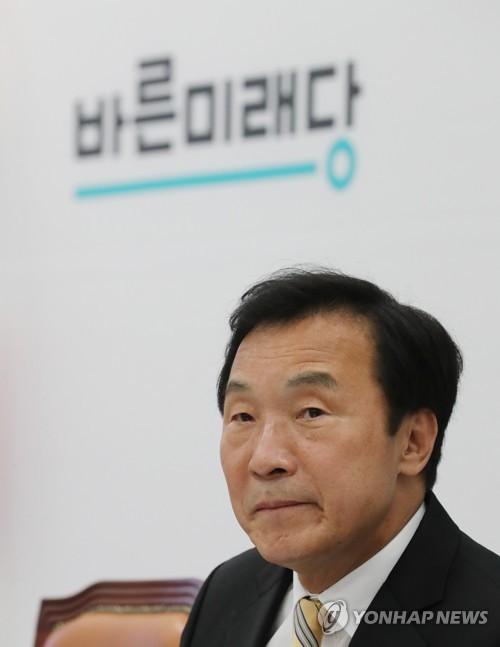 """손학규, '보이콧' 최고위원들 향해 """"해당행위…좌시하지 않겠다"""""""