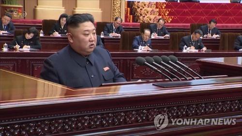 """北, 김정은 시정연설 학습열풍…""""자자구구 심장에 쪼아박아"""""""
