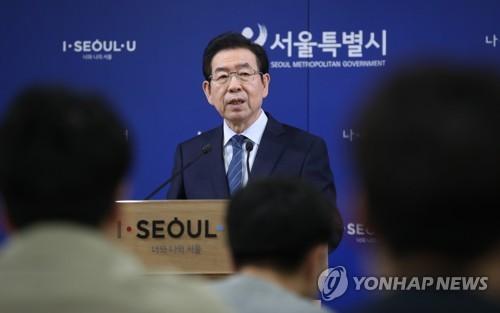 """[일문일답] 서울시 """"4등급 차량도 '미세먼지 운행제한' 검토"""""""