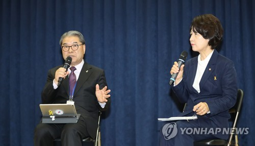 """이재정 """"北 핵동결시 징벌적 제재완화…2008년前 제재부터 풀자"""""""