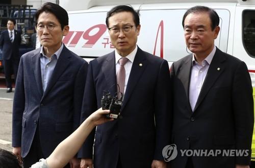 오신환 사보임 가능? 불가능?…'국회법 48조' 여야 상반된 해석