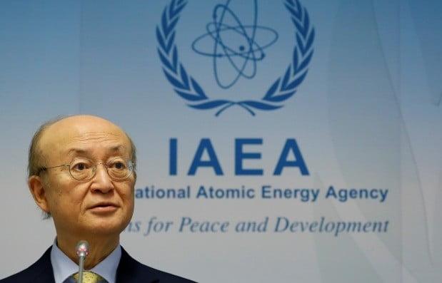아마노 유키야 국제원자력기구(IAEA) 사무총장이 사우디의 핵연료 수입 조건으로 핵사찰을 제시했다. 사진=연합뉴스