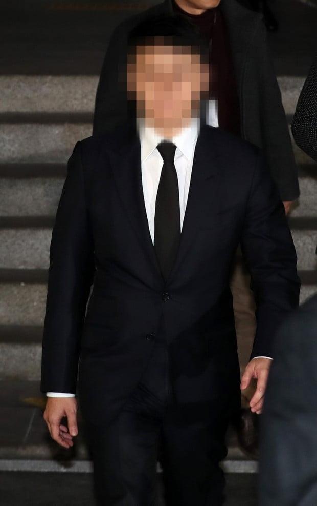 승리와 비즈니스 관계로 알려진 유리홀딩스 유인석 대표. 배우 박한별의 남편이기도 하다. 사진=연합뉴스