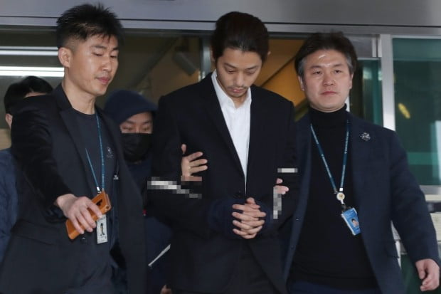 정준영 /사진=연합뉴스