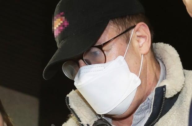 마약 혐의로 체포된 로버트 할리 /사진=연합뉴스