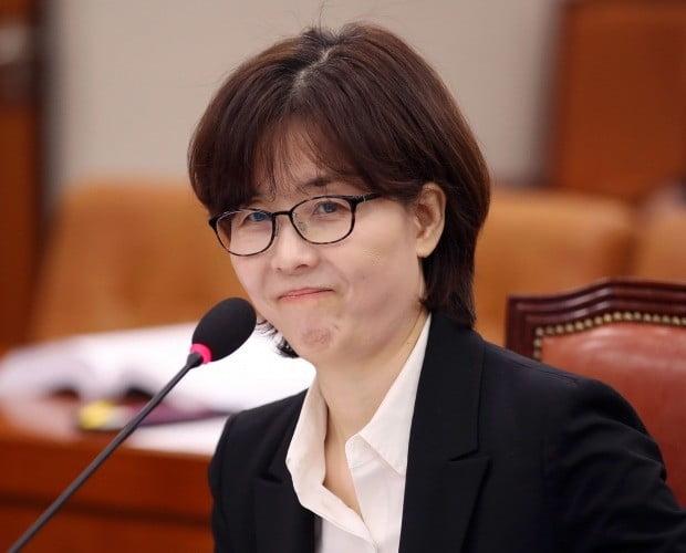 이미선 헌법재판관 후보자 (사진=연합뉴스)