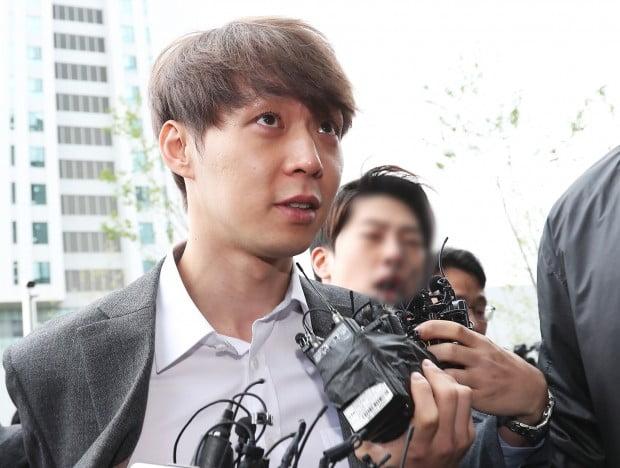 '마약 혐의' 박유천 영장실질심사 출석 (사진=연합뉴스)