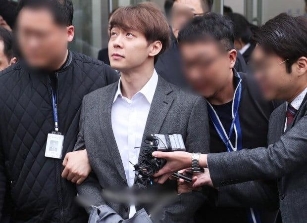 박유천 마약 혐의 인정/사진=연합뉴스