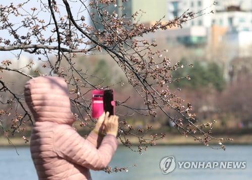 눈·비 그친 뒤 낮 기온 '뚝'…바람도 강하게 불어 '쌀쌀'