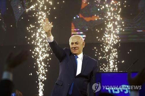 이스라엘 최장수 총리에 다가선 네타냐후…보수·민족주의 성향