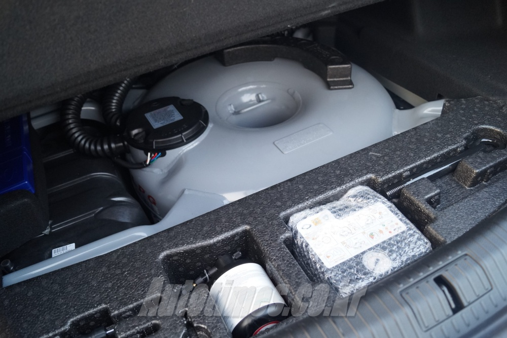 [시승]르노삼성 SM6 LPe, 실제 효율 측정했더니