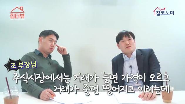 """[집코노미TV] """"거래지표상 집값 급락 조짐 없어"""""""